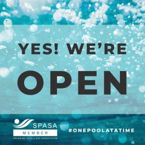 We are open during Coronavirus